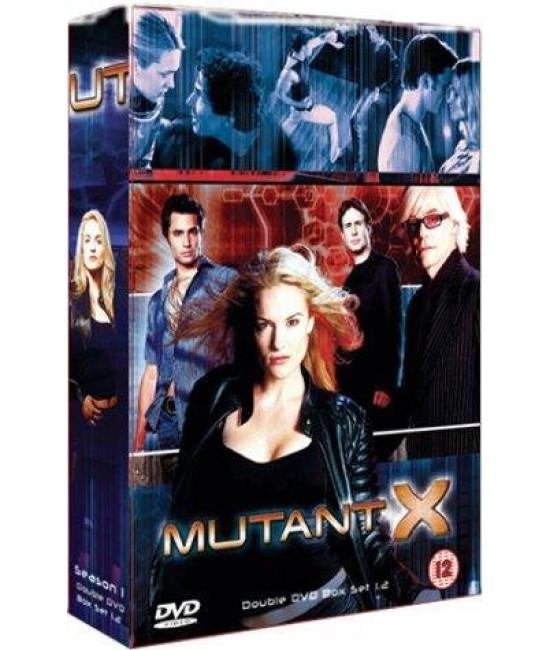 Мутанты Х (1-3 сезоны) [3 DVD]