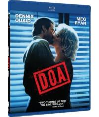 Мертв по прибытии [Blu-Ray]