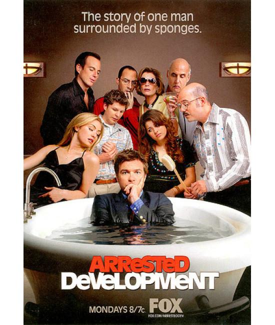 Задержка в развитии (Замедленное развитие)(1-4 сезоны) [4 DVD]