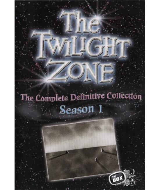 Сумеречная зона (1-2 сезоны) [4 DVD]