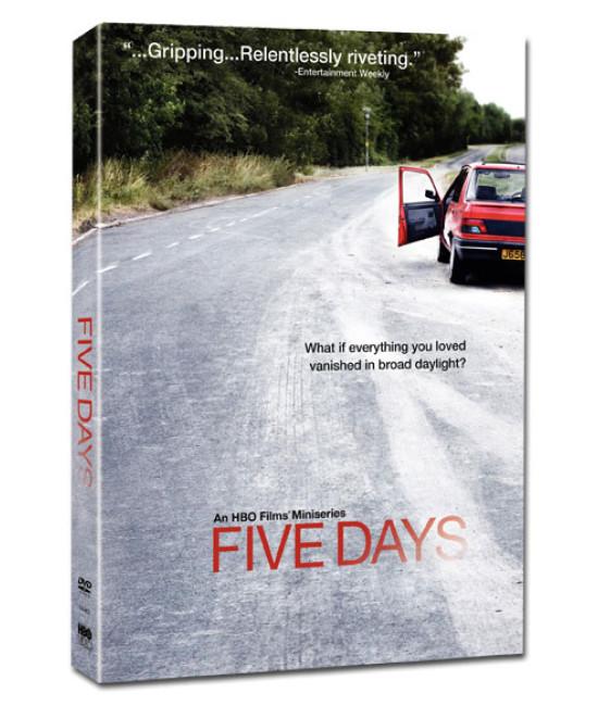 Пять дней (1 сезон) [1 DVD]