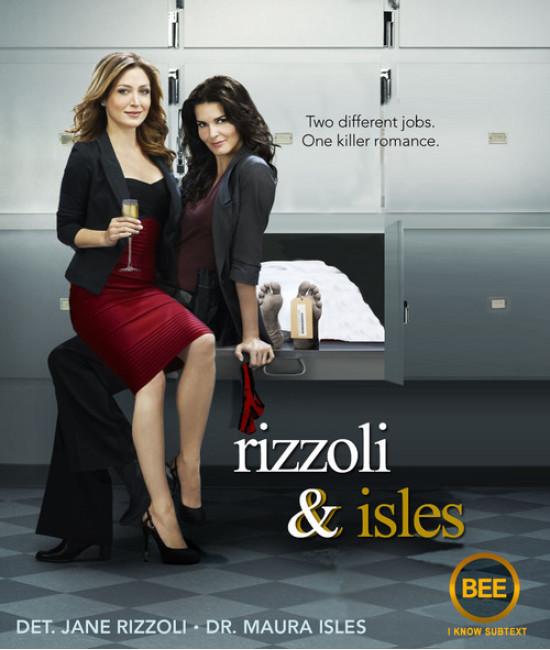 Риццоли и Айлз (1-3 сезоны) [3 DVD]