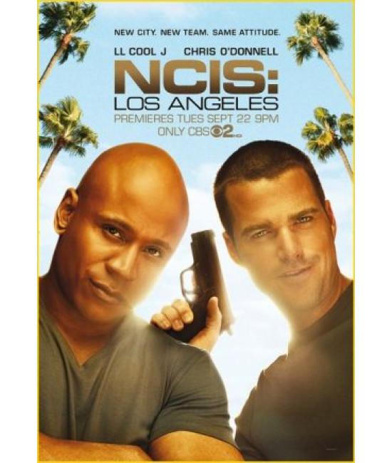 Морская полиция: Лос- Анджелес (1-10 сезоны) [20 DVD]