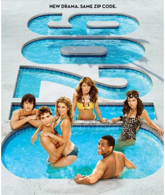 Беверли Хиллз 90210: Новое поколение (1-4 сезоны) [8 DVD]