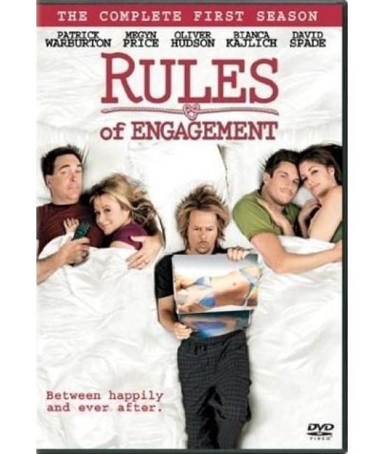 Правила совместной жизни (1-7 сезоы) [7 DVD]