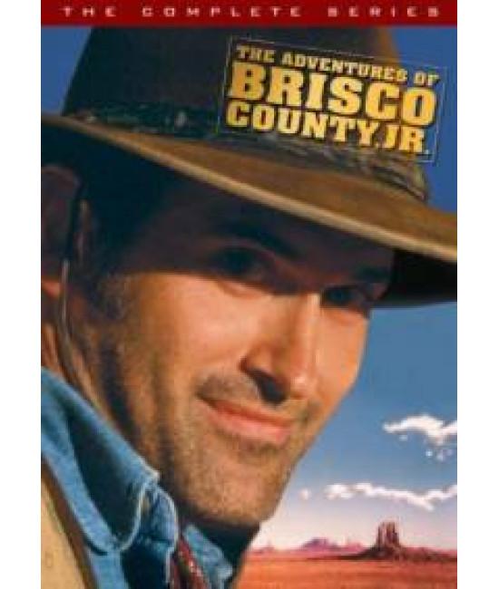 Бриско Каунти. Приключения на Диком Западе (1 сезон) [3 DVD]