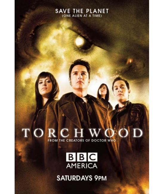 Торчвуд (Охотники за чужими ) (1-4 сезоны) [4 DVD]