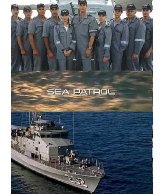 Морской патруль (1-5 сезоны) [5 DVD]