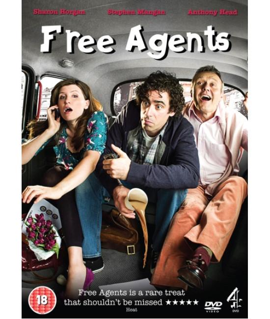 Свободные агенты (1 сезон) [1 DVD]