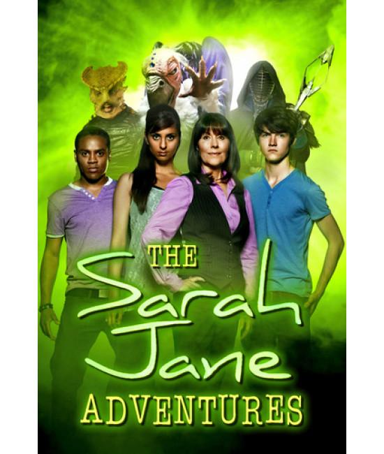 Приключения Сары Джейн (1-5 сезоны) [5 DVD]