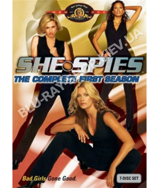Шпионки (1-2 сезоны) [2 DVD]