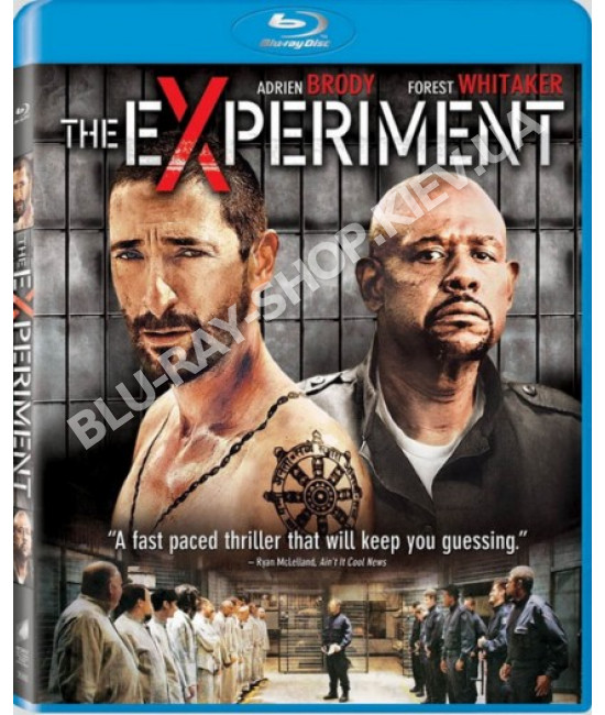 Эксперимент  [Blu-ray]
