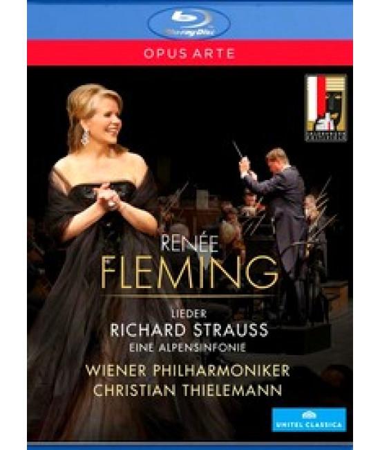 Рене Флеминг - Концерт на фестивале в Зальцбурге  [Blu-Ray]