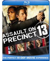 Нападение на 13-й участок [Blu-Ray]