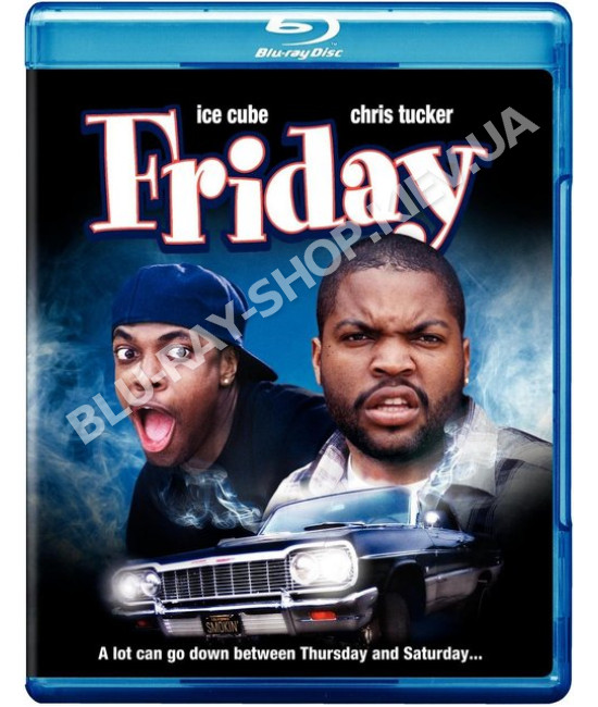 Пятница  [Blu-ray]