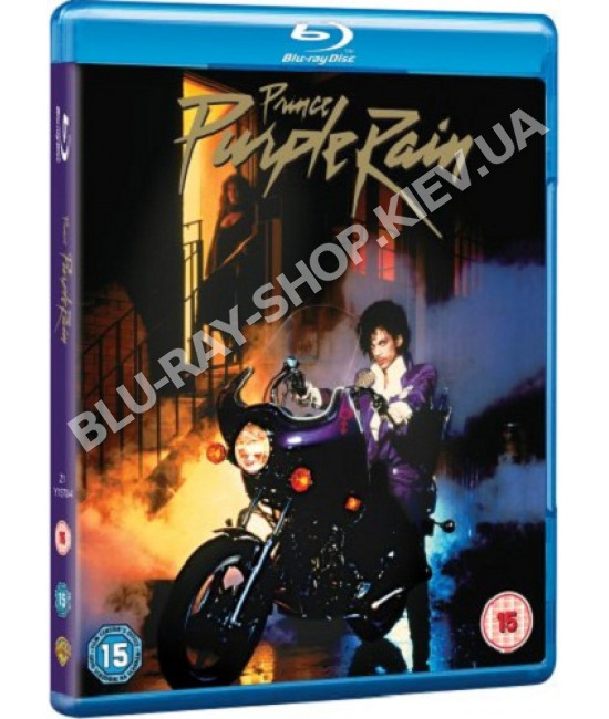 Пурпурный дождь [Blu-ray]