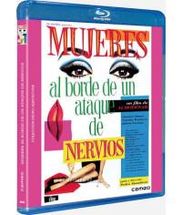 Женщины на грани нервного срыва [Blu-ray]