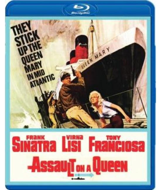 Нападение на королеву [Blu-ray]