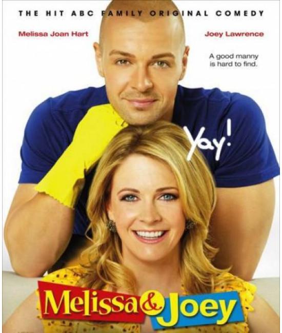 Мелисса и Джоуи (1 сезон) [2 DVD]