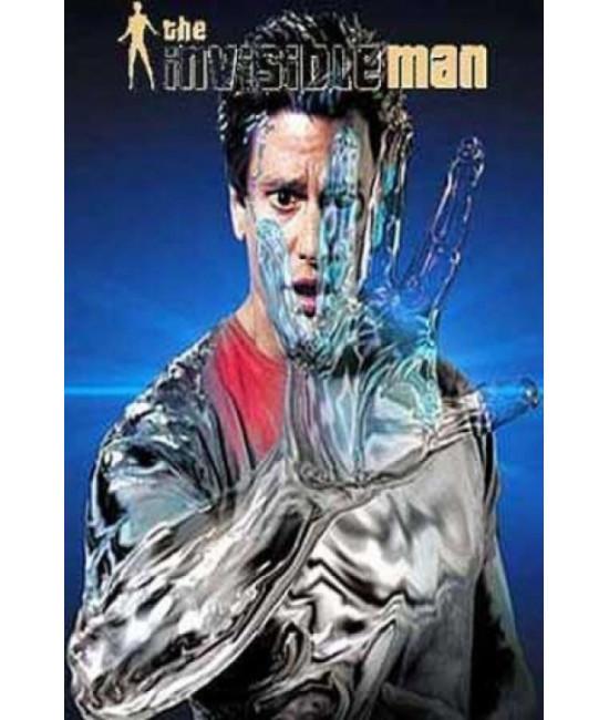 Человек-невидимка (2 сезона) [2 DVD]