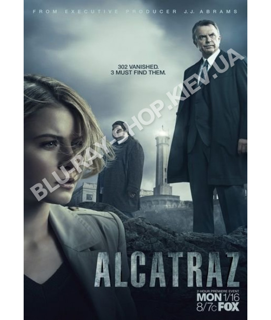 Алькатрас (1 сезон) [1 DVD]