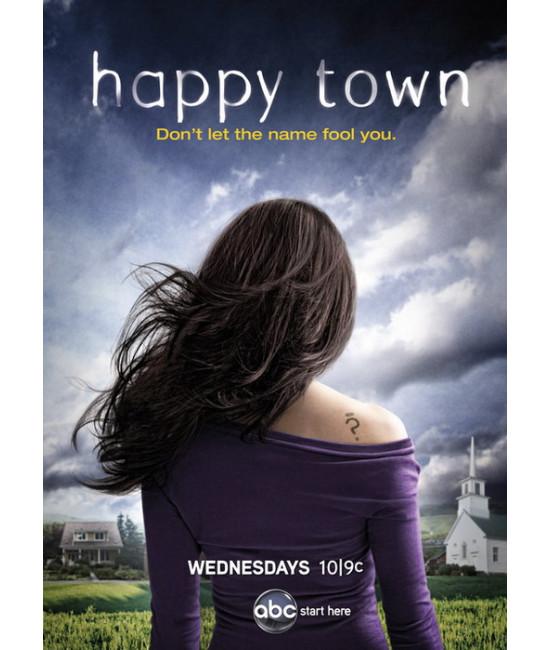 Счастливый город (1 сезон) [1 DVD]