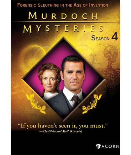 Расследования Мердока (1-12 сезоны) [12 DVD]