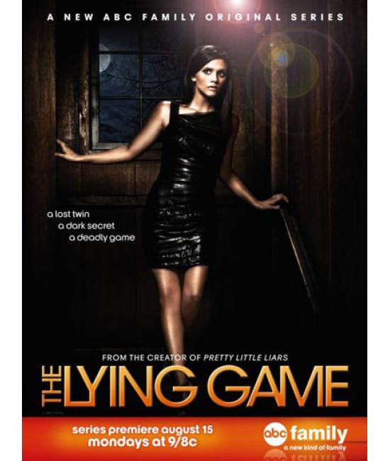 Игра в ложь (1 сезон) [2 DVD]
