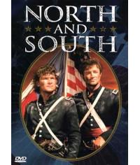Север и Юг (1-2 книги) [3 DVD]