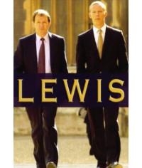 Льюис (Инспектор Льюис) (1-9 сезоны) [9 DVD]
