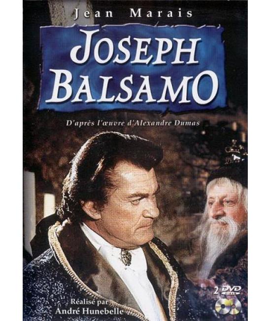Жозеф Бальзамо [1 DVD]