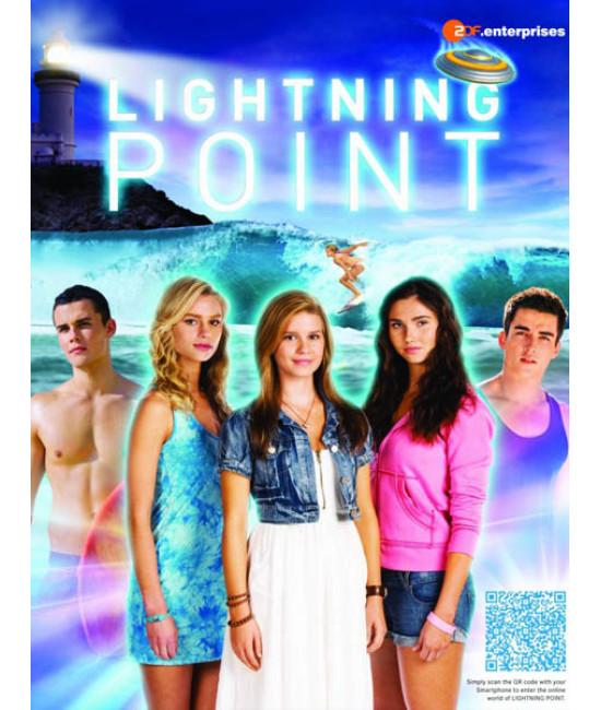 Неземной сёрфинг (1 сезон) [1 DVD]