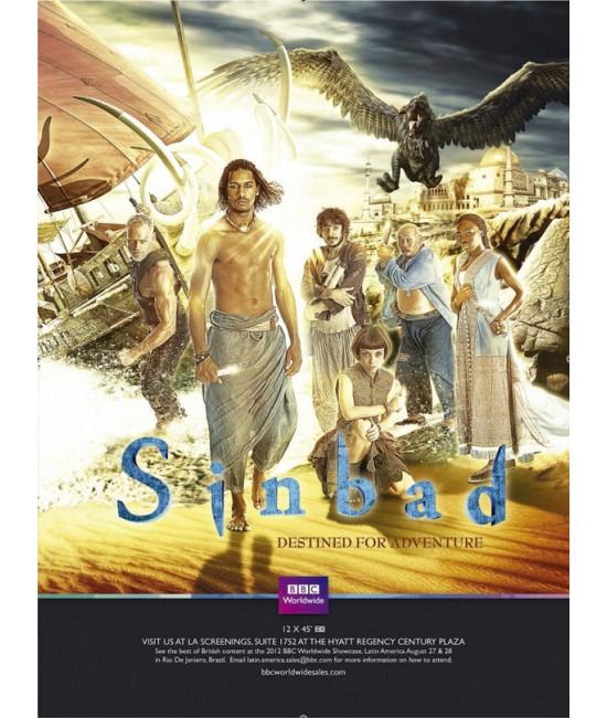 Синбад (Синдбад) (1 сезон) [1 DVD]