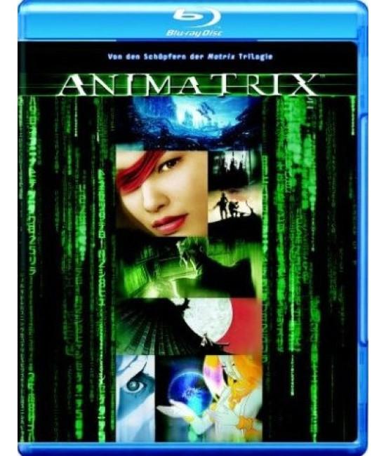 Аниматрица [Blu-ray]