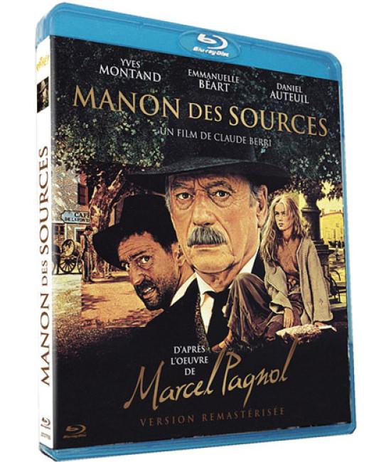 Манон с источника [Blu-ray]