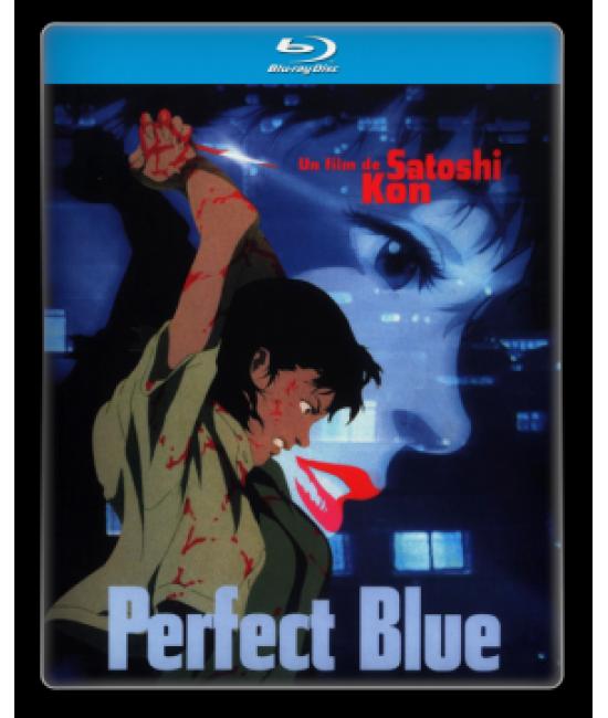 Идеальная синева (Истинная грусть) [Blu-ray]