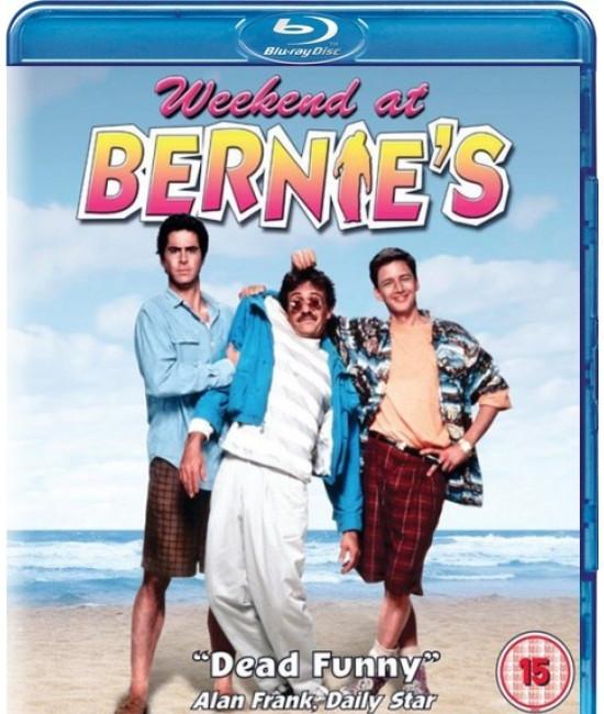 Уик-энд у Берни [Blu-ray]