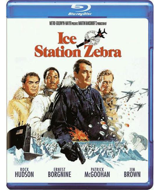 Полярная станция Зебра [Blu-ray]