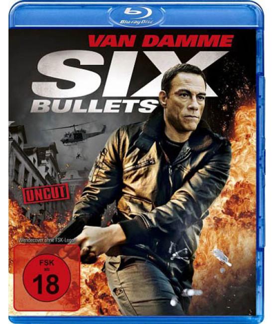 Шесть пуль [Blu-ray]