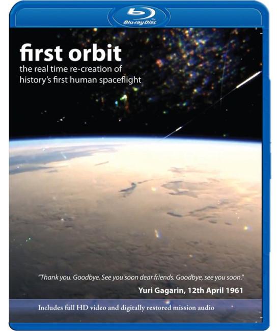 Первая орбита [Blu-ray]