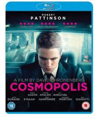 Космополис [Blu-ray]
