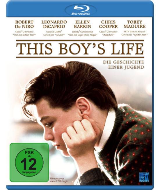 Жизнь этого парня [Blu-ray]