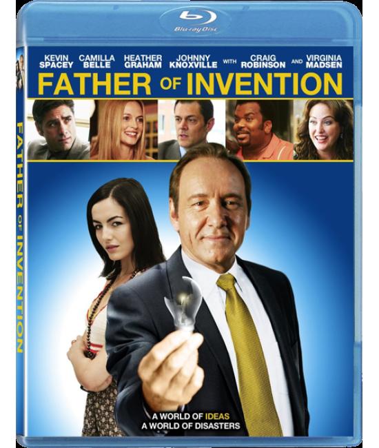 Гениальный папа [Blu-ray]