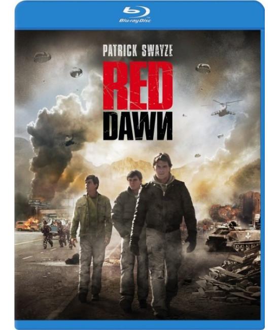 Красный рассвет [Blu-ray]