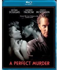 Идеальное убийство [Blu-ray]