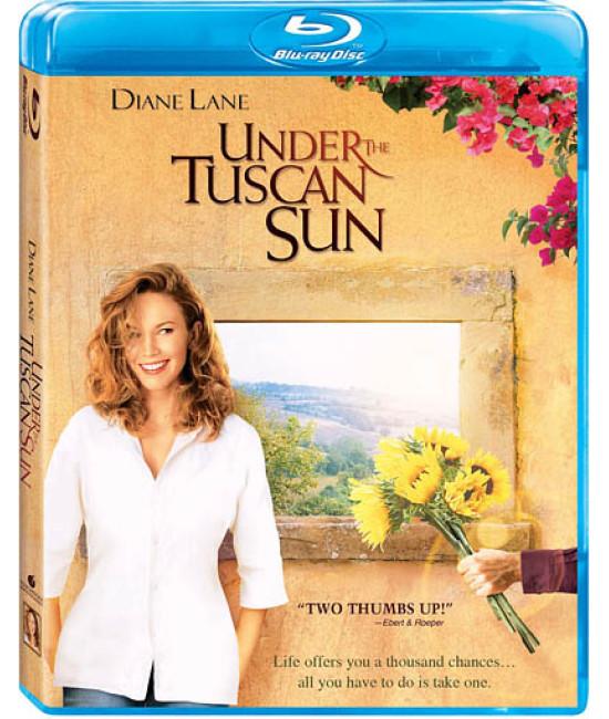 Под солнцем Тосканы [Blu-ray]
