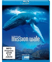 Миссия к китам [Blu-ray]