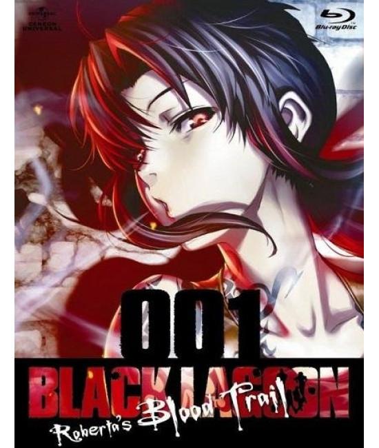 Пираты «Черной лагуны» OVA [Blu-Ray]