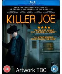 Киллер Джо [Blu-Ray]