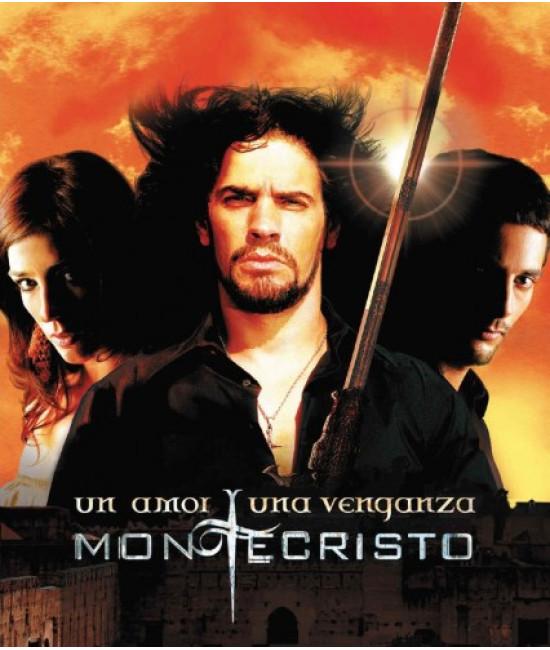 Монте-Кристо - любовь и месть [8 DVD]